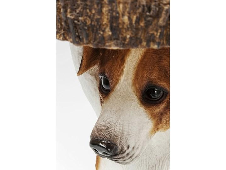 Stolik kawowy Animal Mr. Jack 35x33 cm kolorowy Kategoria Stoliki i ławy Kolor Biały