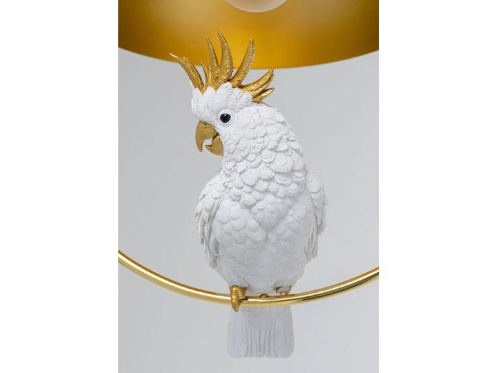 Lampa wisząca Cockatoo 46x60 cm złota Styl Industrialny