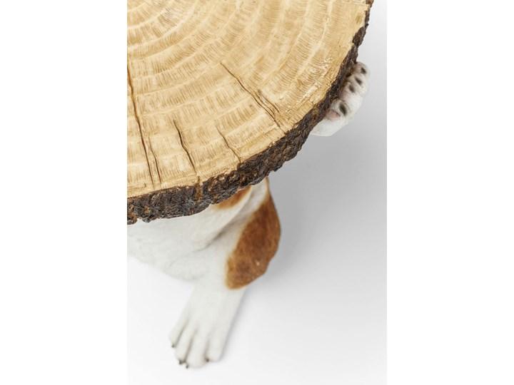 Stolik kawowy Animal Mr. Jack 35x33 cm kolorowy Rozmiar blatu 33x35 cm