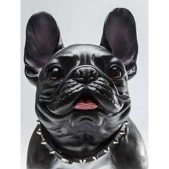 Figurka dekoracyjna Gangster French Bulldog 50x40 cm