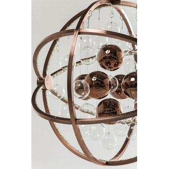Lampa wisząca Universum LED ∅48x150 cm miedziana