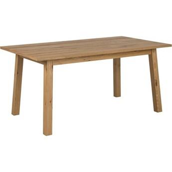 Stół rozkładany Estus 160x90 cm naturalny
