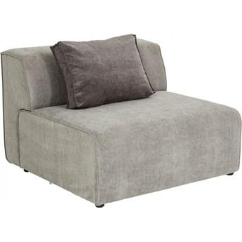 Sofa Infinity Elements 100x70 cm szara