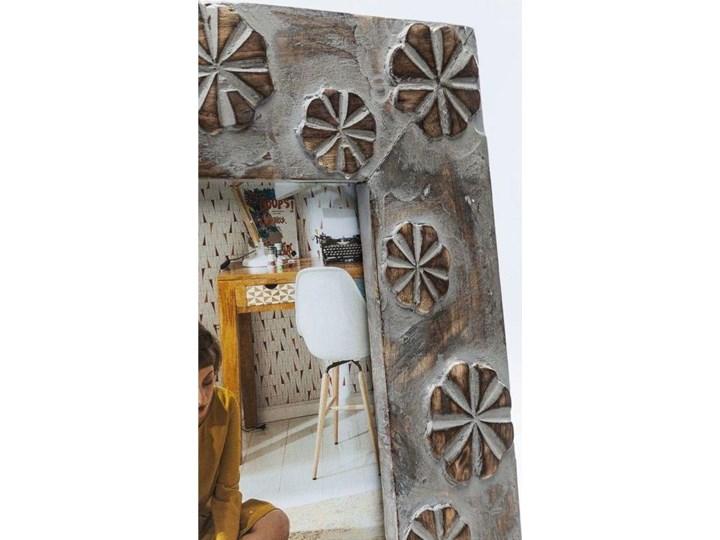 Ramka Mystic Flowers 22x27 cm szaro-złota Kolor Szary