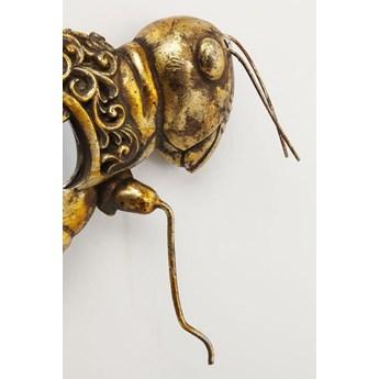 Dekoracja ścienna Grasshopper Mirror 40x18 cm