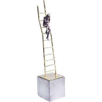 Figurka dekoracyjna Climbing Man 9x41 cm