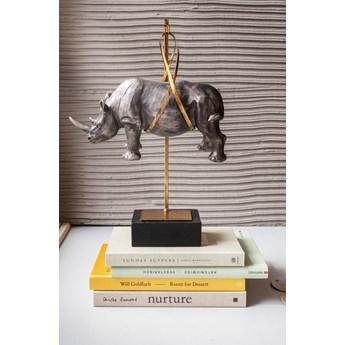 Figurka dekoracyjna Hanging Rhino 26x43 cm