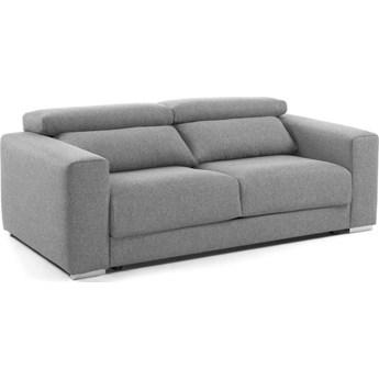 Sofa 3-osobowa Atlanta w kolorze jasnoszarym 290 cm