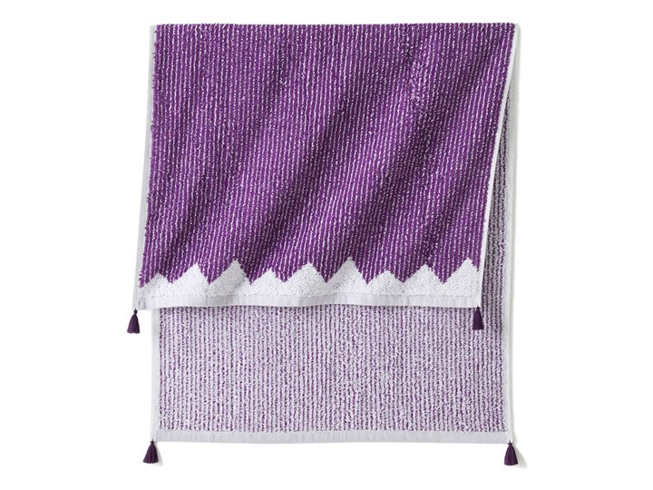 Ręczniki z frędzlami (2 szt.) | bonprix