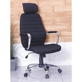 Nowoczesny fotel biurowy MEZO czarny