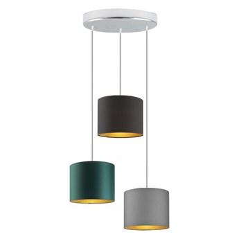 Designerska lampa wisząca PUEBLO GOLD WYSYŁKA 24H