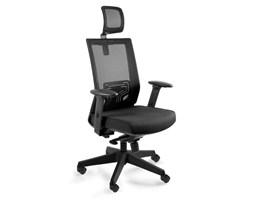 Fotel ergonomiczny do biurka Nez czarny - Meb24.pl
