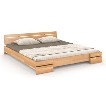 Łóżko drewniane bukowe SPARTA Long 90x220 - Meb24.pl