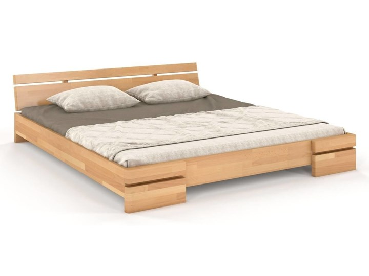 Łóżko drewniane bukowe SPARTA Long 90x220 - Meb24.pl Kategoria Łóżka do sypialni Pojemnik na pościel Z pojemnikiem