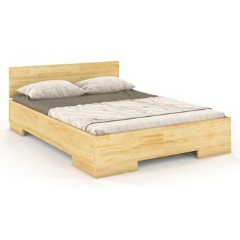 Łóżko drewniane sosnowe SPECTRUM Maxi & Long 90x220 - Meb24.pl