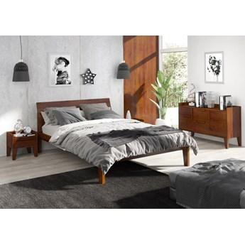 Łóżko drewniane sosnowe Agava 90x200 cm - Meb24.pl