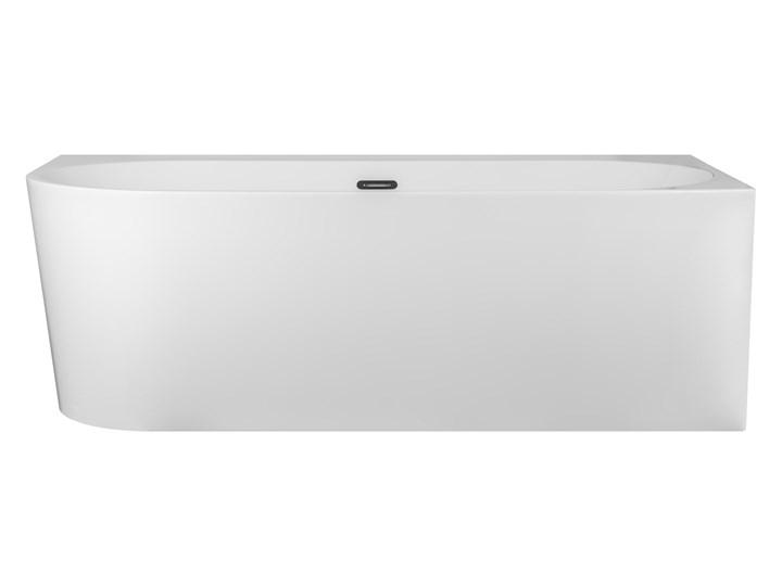 Wanna narożna do montażu przyściennego Corsan Intero prawa Stal Kategoria Wanny Długość 160 cm Akryl Kolor Biały