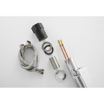 Bateria kuchenna Corsan CMB7121BL Trino czarna