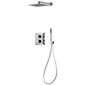 Prysznicowy zestaw podtynkowy Corsan Z01TCH