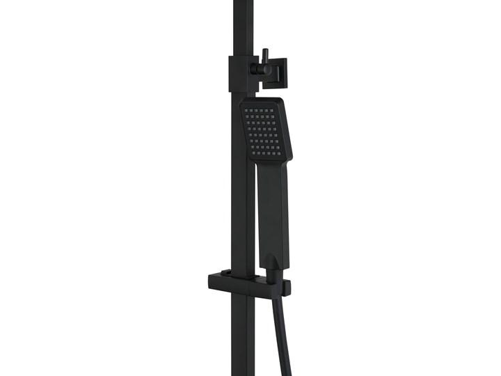 Kolumna prysznicowa Corsan Ango CMN019 Wyposażenie Z wężem Wyposażenie Z deszczownicą