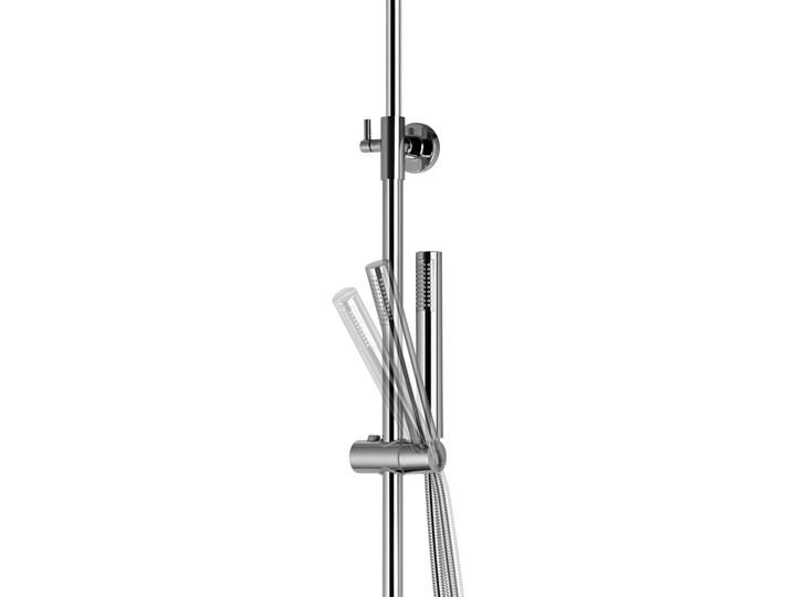 Kolumna prysznicowa Corsan Lugo CMN016 Wyposażenie Z termostatem