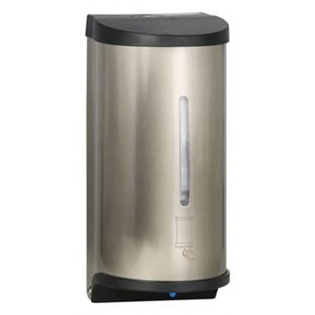 Automatyczny dozownik mydła i środka dezynfekcji 800 ml, stal nierdzewna