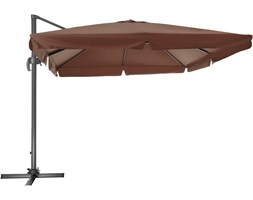 Parasol przeciwsłoneczny Cinzia brązowy