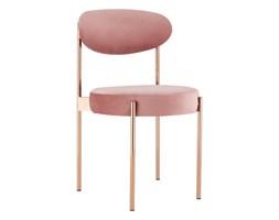 Krzesło stołowe Audrey - rose