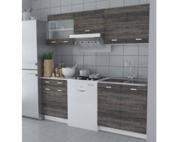 VidaXL Komplet mebli kuchennych, 5 części, kolor drewna Wenge