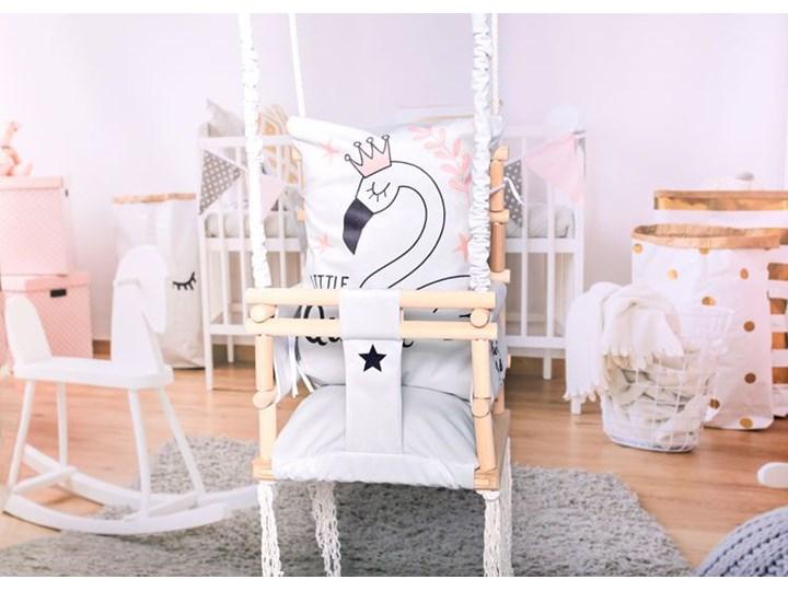 Huśtawka dla dziecka Alwa 3w1 - łabędź Kubełkowa Kategoria Huśtawki dla dzieci