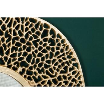 Lustro ścienne Leaf S 76cm złote / 39988