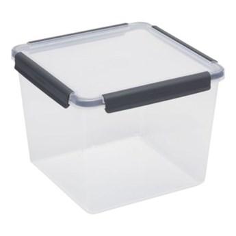 Pojemnik plastikowy PLAST TEAM Copenhagen 52160801 5.2 L Szary