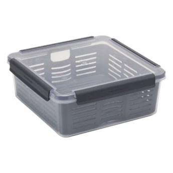 Pojemnik plastikowy PLAST TEAM Copenhagen 52330803 2.5 L Szary