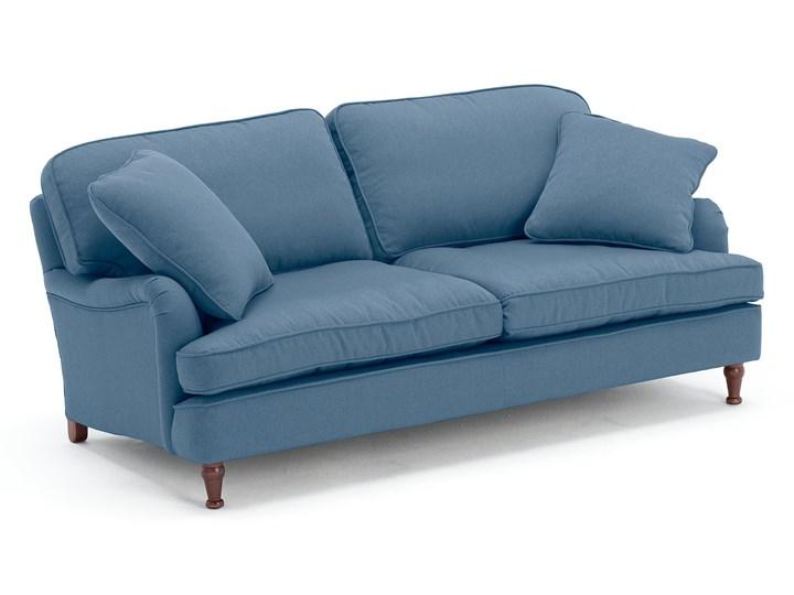 Sofa dla dzieci HOWARD MINI, niebieski Pomieszczenie Salon Materiał obicia Tkanina
