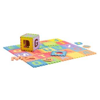 Mata edukacyjna dla dzieci, puzzle