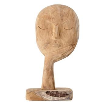 Rzeźba z drewna Calm