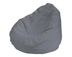 Worek do siedzenia, Slade Grey (szary), Ø50 × 85 cm, Cotton Panama