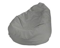 Worek do siedzenia, szary, Ø50 × 85 cm, Loneta