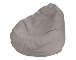 Worek do siedzenia, beżowo-szary, Ø50 × 85 cm, Etna