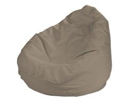 Worek do siedzenia, Grey Brown (szary brąz), Ø50 × 85 cm, Cotton Panama