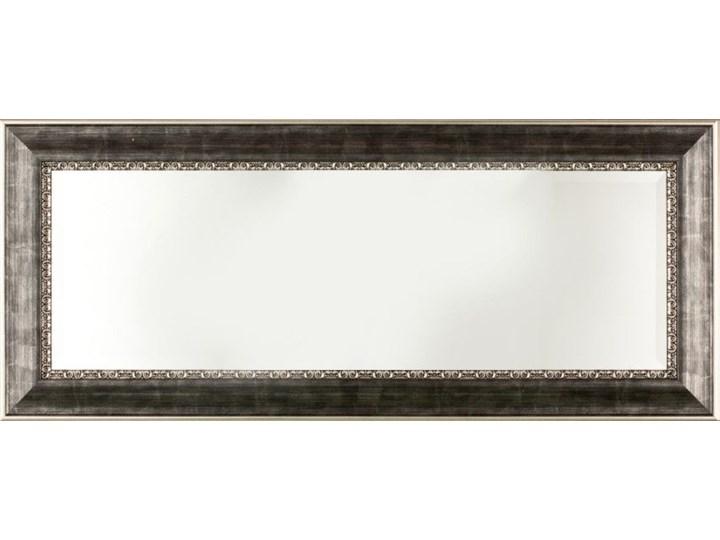 Lustro Milan 44x105cm, 44 × 105 cm Prostokątne Ścienne Lustro z ramą Pomieszczenie Salon
