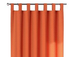 Zasłona na szelkach 1 szt., pomarańcz, 1szt 130 × 260 cm, Jupiter