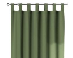 Zasłona na szelkach 1 szt., zgaszona zieleń, 1szt 130 × 260 cm, Jupiter