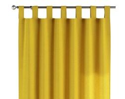 Zasłona na szelkach 1 szt., żółty , 1szt 130 × 260 cm, Loneta