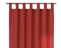 Zasłona na szelkach 1 szt., zgaszony czerwony, 1szt 130 × 260 cm, Jupiter