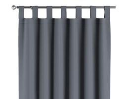 Zasłona zaciemniająca na szelkach 1 szt., ciemno szary, 1szt 140 × 260 cm, Blackout - zaciemniające