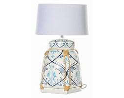 Lampa stołowa Blue Beetle Basket wys. 73cm, 45 × 45 × 73 cm