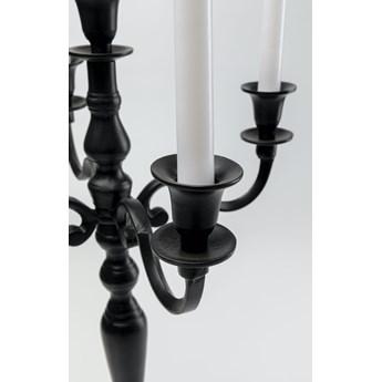 Świecznik Chalet 36x63 cm czarny