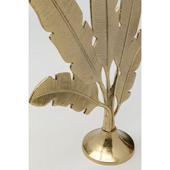 Dekoracje stojące Feathers 48x73 cm złota