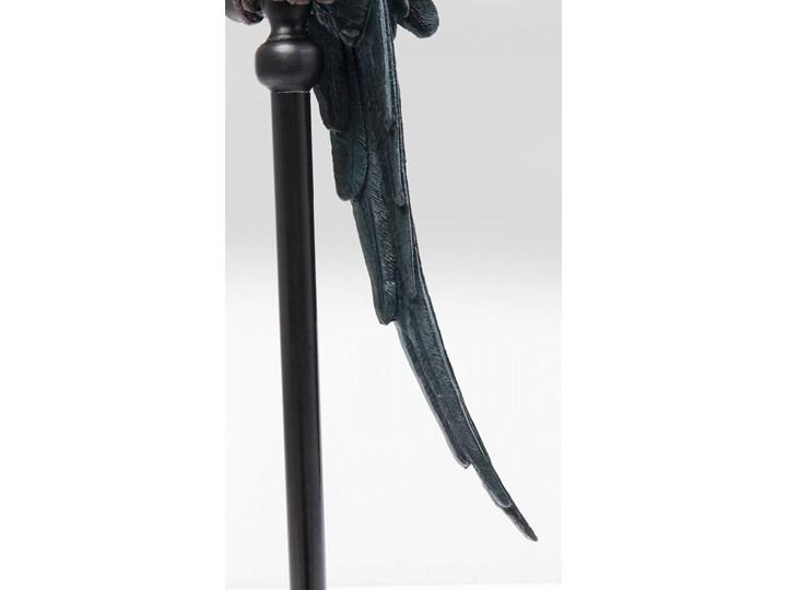 Figurka dekoracyjna Parrot 23x116 cm petrol Kategoria Figury i rzeźby